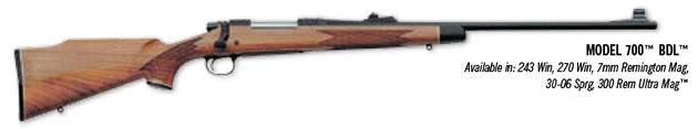 Remington Model 700 BDL