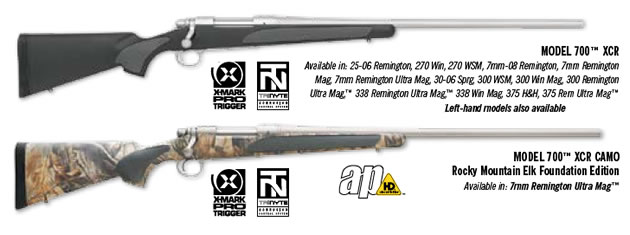 Remington Model 700 XCR